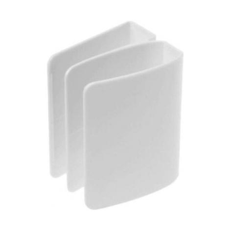 Plastový IQOS Duo clip, bílý