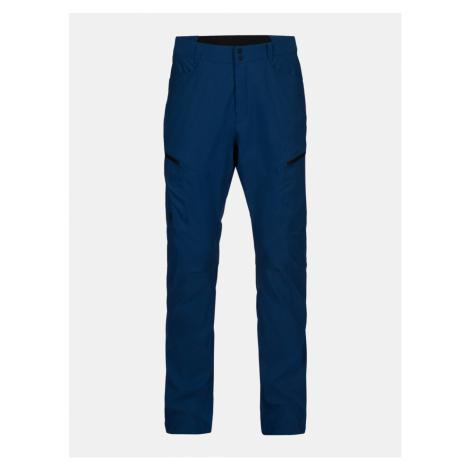 Kalhoty Peak Performance M Iconiq Cargo Pant - Modrá