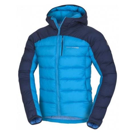 Northfinder BREMEW modrá M - Pánská bunda