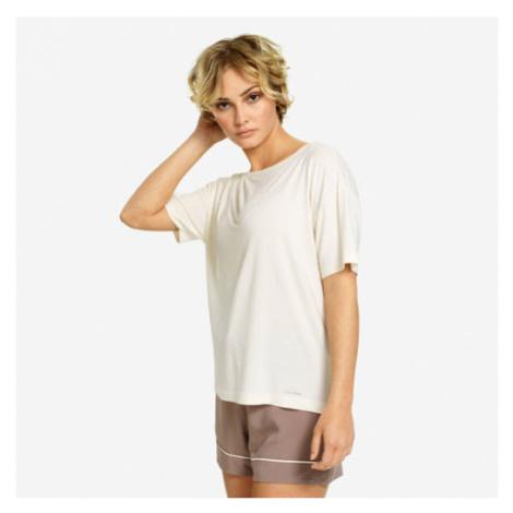 Dámské triko na spaní QS6408E-101 - Calvin Klein