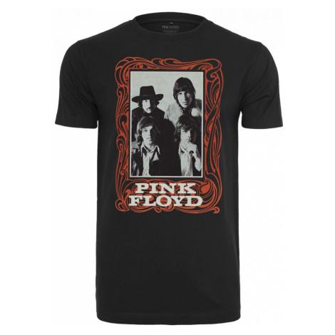Ladies Pink Floyd Logo Tee Urban Classics
