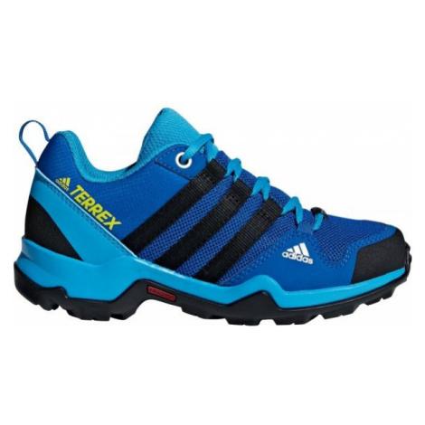 adidas TERREX AX2R CP K tmavě modrá - Dětská outdoorová obuv
