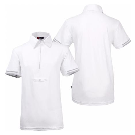 Košile závodní Mark QHP, dětská, bílá