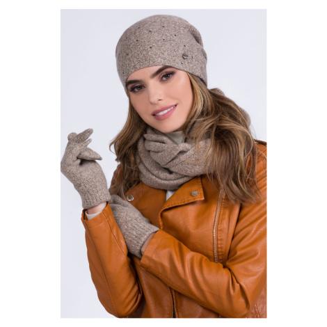 Kamea Woman's Hat K.20.014.04 Dark