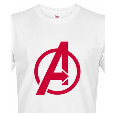 Pánské tričko s populárním motivem Avengers BezvaTriko