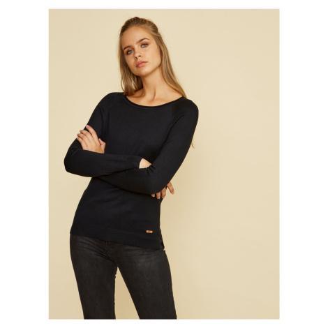 ZOOT Baseline černé basic dámská svetr Ema