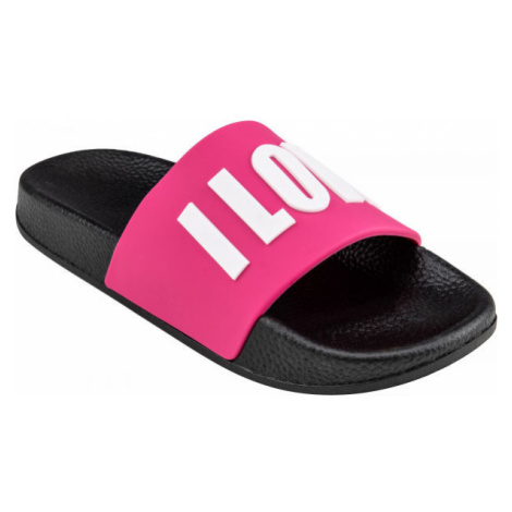 Coqui RUKI růžová - Dětské pantofle