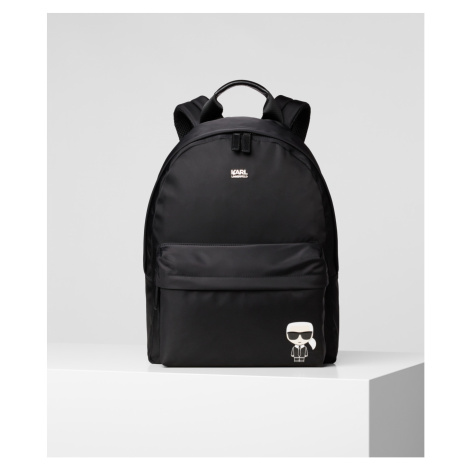 Taška Karl Lagerfeld K/Ikonik Nylon Backpack