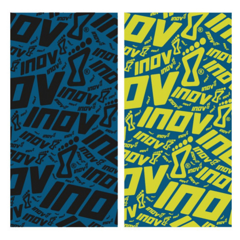 Šátek Inov-8 Wrag 30 modrá/žlutá