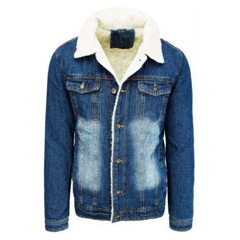 Men's denim jacket TX3533 blue DStreet