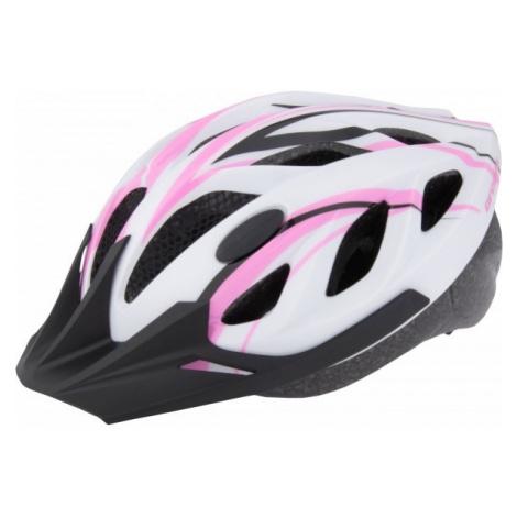 Arcore SPAX bílá - Cyklistická přilba