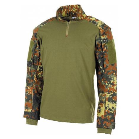 Košile taktická US Tactical flecktarn Max Fuchs