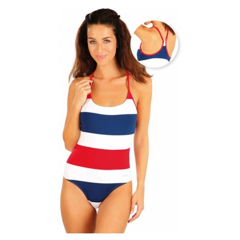 LITEX Jednodílné sportovní plavky. 57305
