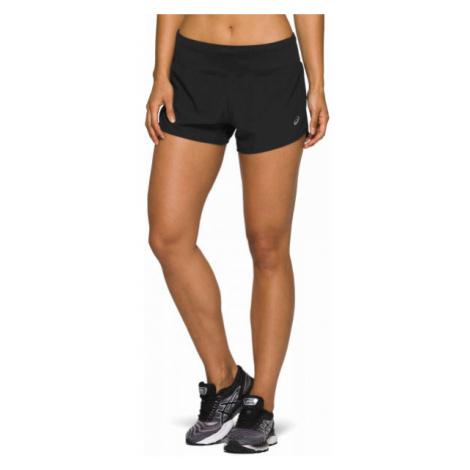 Asics ROAD 3.5IN SHORT černá - Dámské běžecké šortky