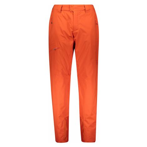 pánské kalhoty SCOTT Pant M's Ultimate DRX, orange pump