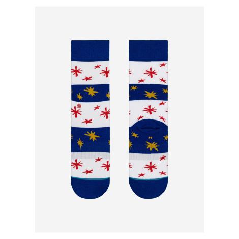 Sparkle Ponožky Stance Modrá