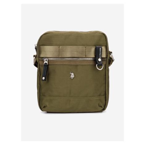 New Waganer Medium Cross body bag U.S. Polo Assn Zelená