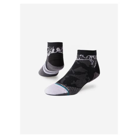 Prism QTR Ponožky Stance Černá