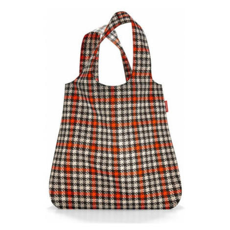 Ekologická taška Reisenthel Mini Maxi Shopper Glencheck red