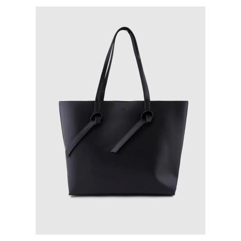 Pieces černá kabelka Genny