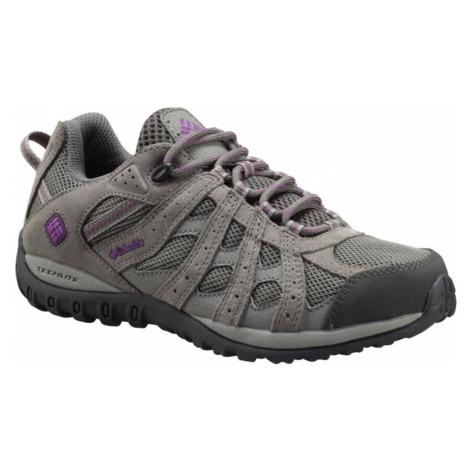 Outdoorová obuv Columbia Redmond 3410545 - 16 - šedá
