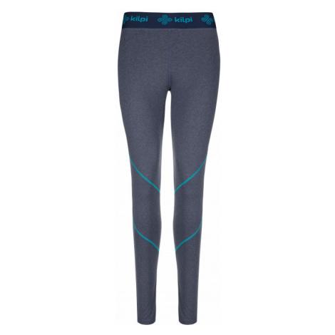Kilpi Dámské fitness kalhoty Invera tmavě modrá
