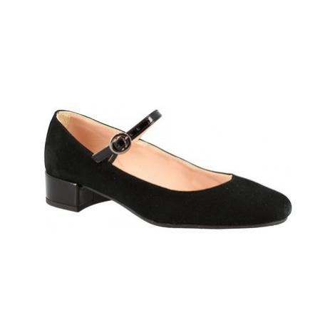 Leonardo Shoes 2359C NERO Černá