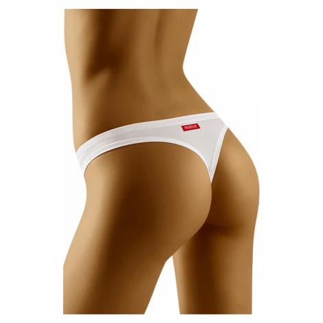 Dámské kalhotky Simple soft white Wolbar