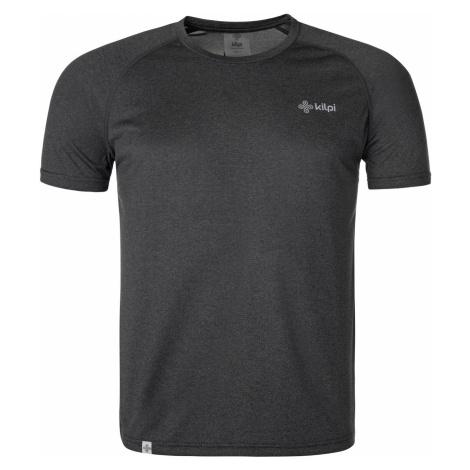 KILPI Pánské běžecké tričko DIMEL-M PM0062KIDGY Tmavě šedá