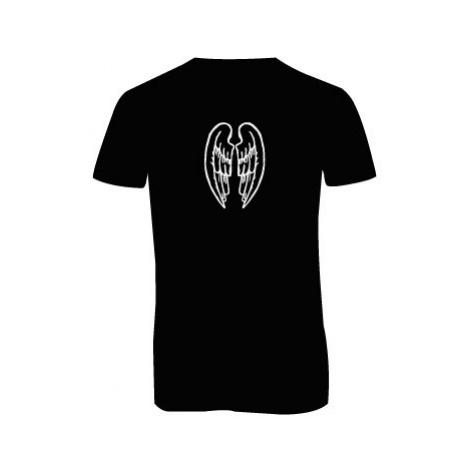 Pánské triko s výstřihem do V Andílek