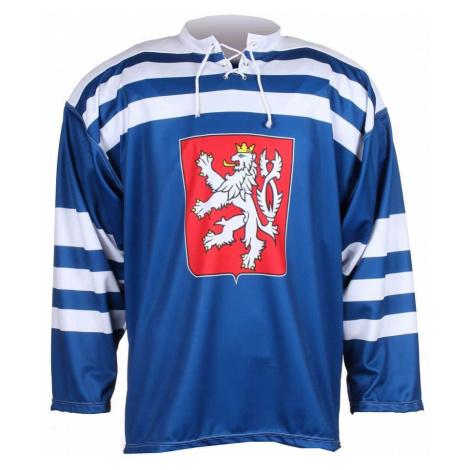 hokejový dres Replika ČSR 1947 barva: červená;velikost oblečení: S Merco