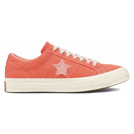 Converse One Star OX Turf Orange oranžové 164362c