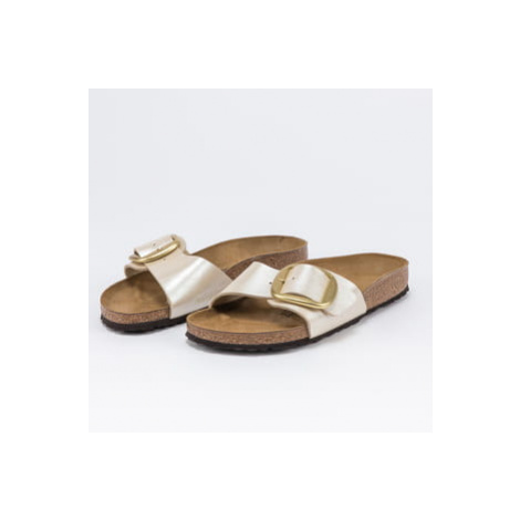 BIRKENSTOCK Madrid Big Buckle graceful pearl white
