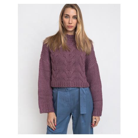 Native Youth The Belle Wool Knit Dusty Purple