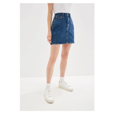 Calvin Klein dámská džínová sukně