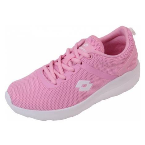 Lotto SCRAT růžová 34 - Dětská volnočasová obuv