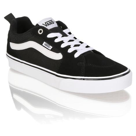Vans MN FILMORE (SUEDE/CANVAS)BLACK/WHIT