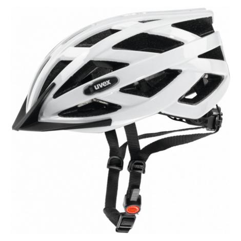 Cyklistická helma Uvex I-VO white