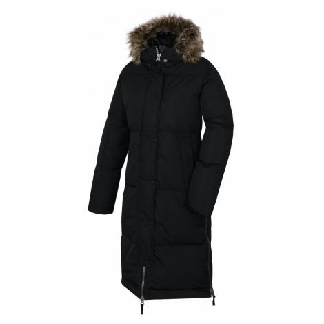 Dámský péřový kabát Husky Downbag