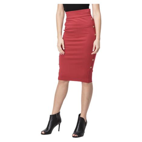 Červená sukně - PINKO