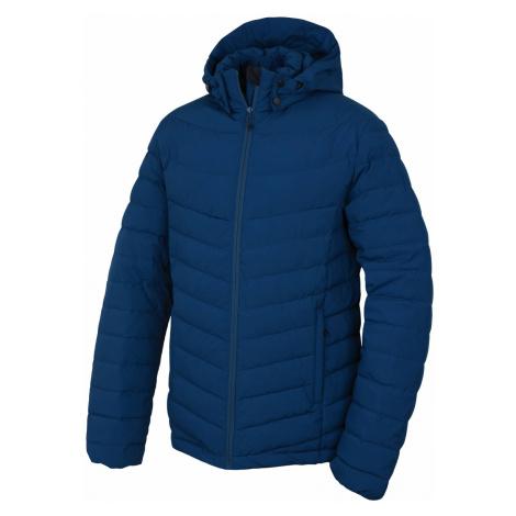 Husky Donnie M, tm.modrá Pánská péřová bunda