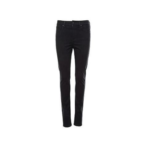 Levi´s® jeans 721 High Rise Skinny dámské černé