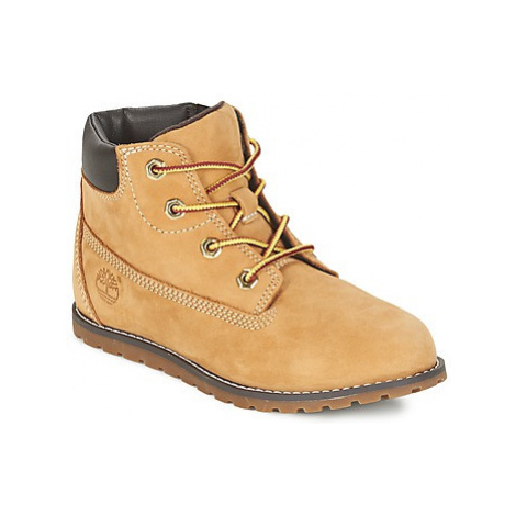 Timberland POKEY PINE 6IN BOOT WITH Béžová