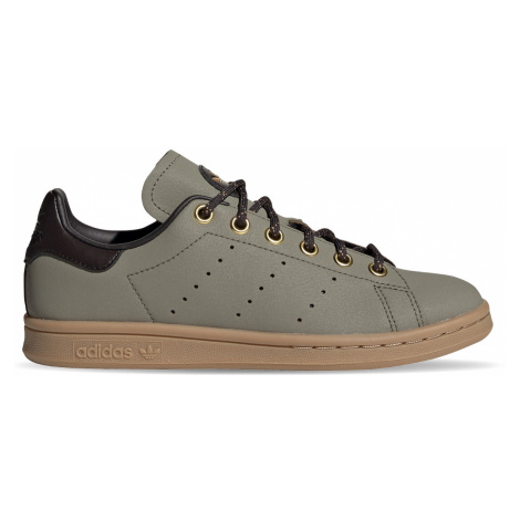 Adidas Stan Smith J zelené EG3324