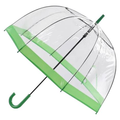 Blooming Brollies Dámský průhledný holový deštník EDBCG