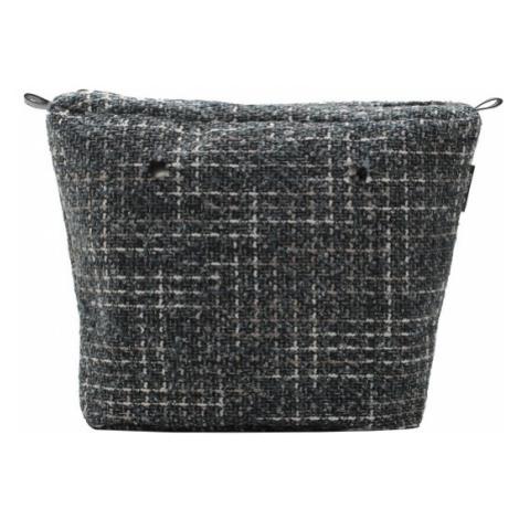 Obag vnitřní taška tweed šedá O bag