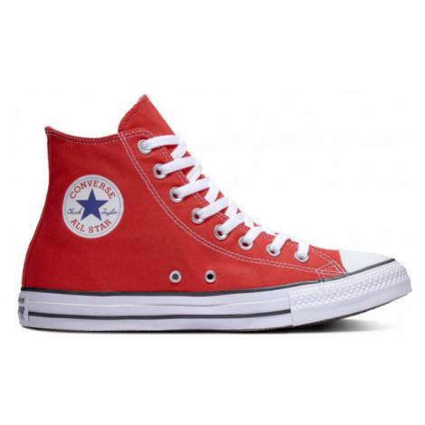 Converse CHUCK TAYLOR ALL STAR červená - Dámské kotníkové tenisky