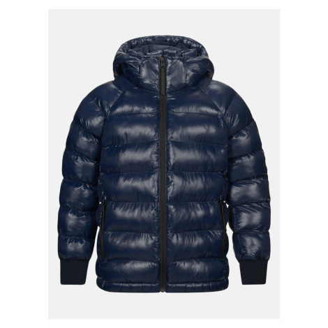 Bunda Peak Performance Jr Tomic Jacket - Modrá