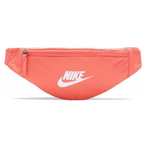 Ledvinka Nike Heritage Waistpack Oranžová