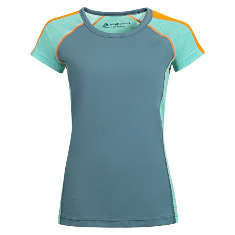 ALPINE PRO CORTESE 3 Dámské funkční triko LTSN414569 Brittany blue